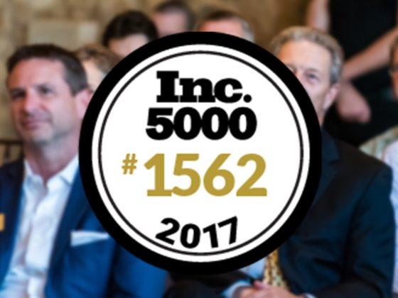 Inc. 5000 2017 logo