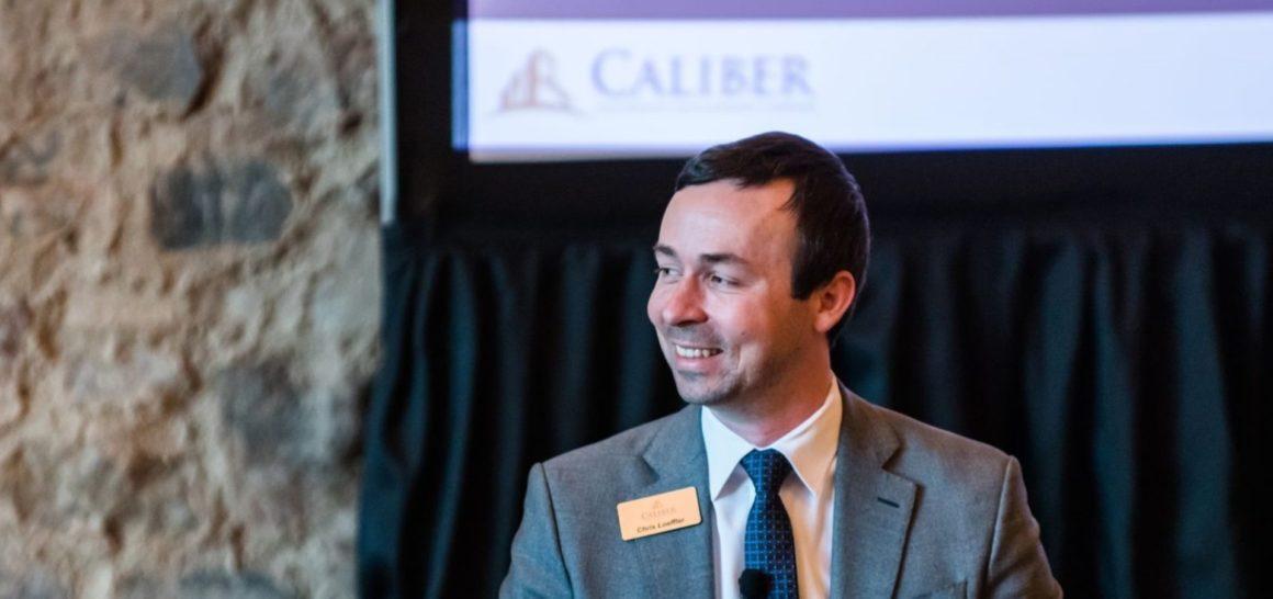 Caliber CEO and cofounder Chris Loeffler