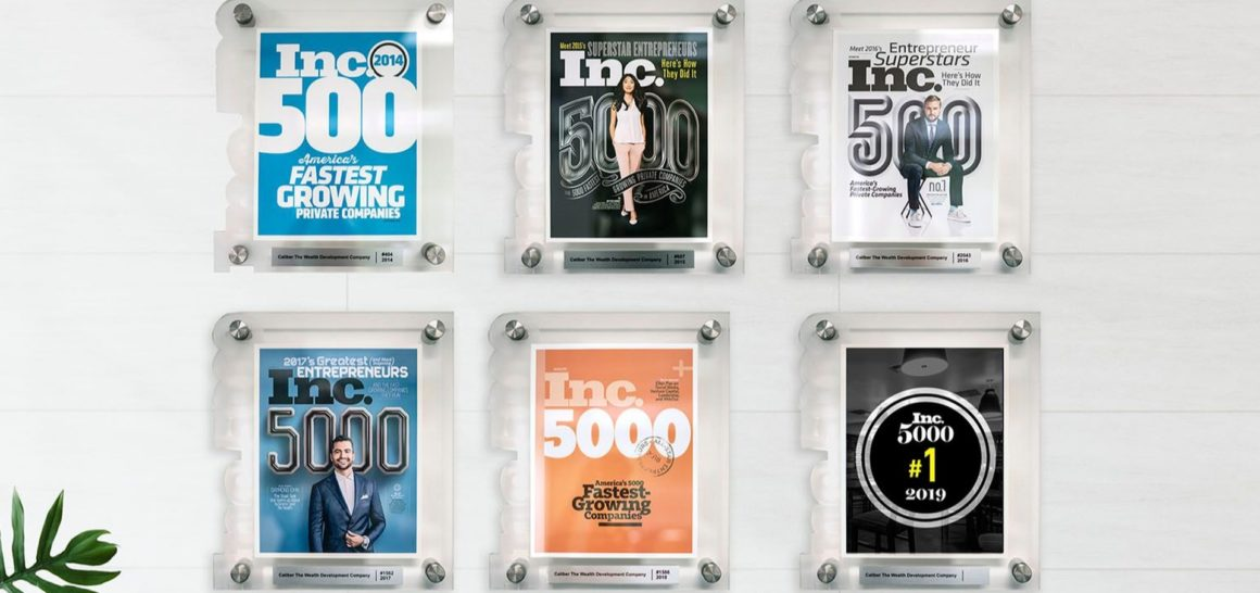 Inc. 500 covers
