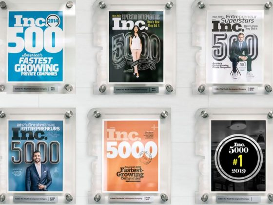 Inc. 500 covers