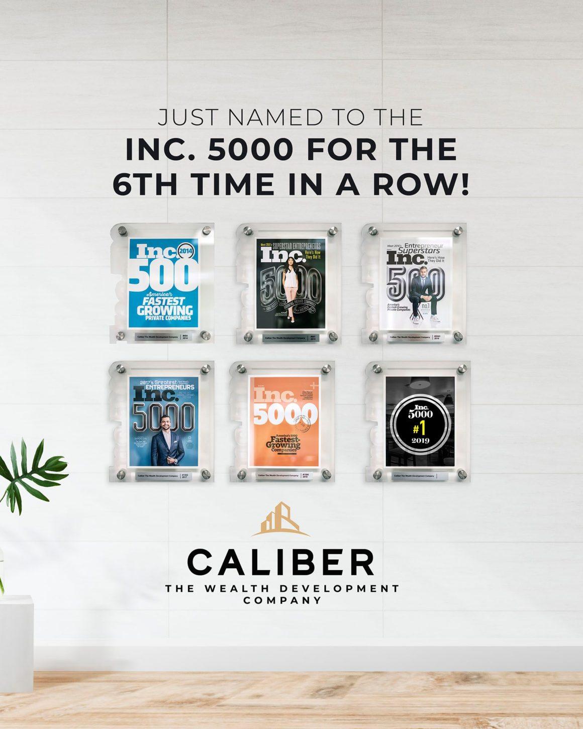 Inc. 5000 covers