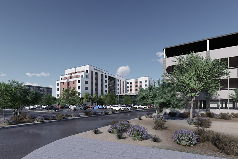 DoubleTree_Hilton_Tucson_Convention_Center_02052019_northeast View 2