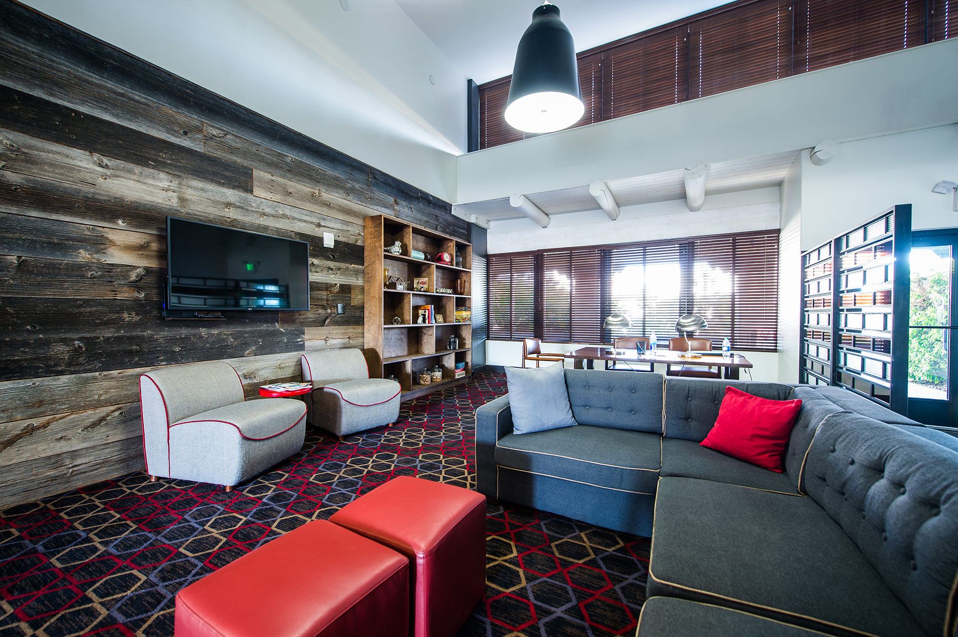 Four Points Hotel Lounge