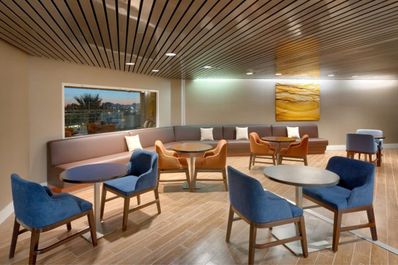 Hilton Tucson East Meeting Area