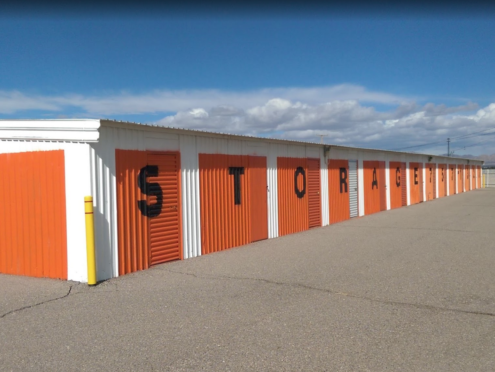Kingman Self Storage Units