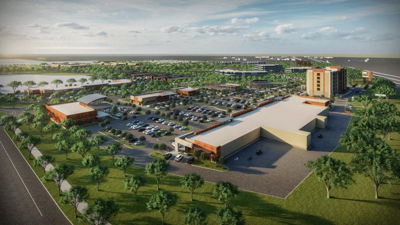 The Ridge Johnstown rendering
