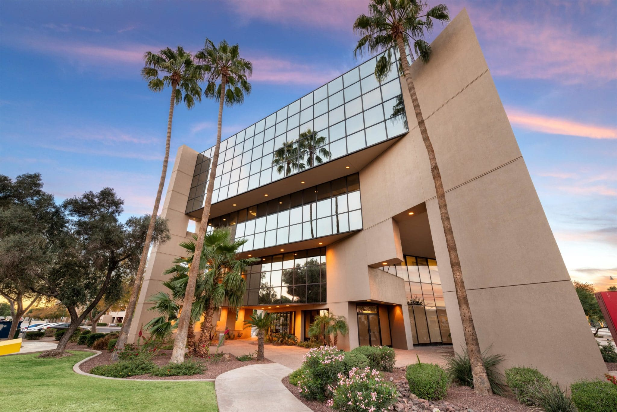 Caliber's most recent acquision located within the Downtown Mesa Opportunity Zone