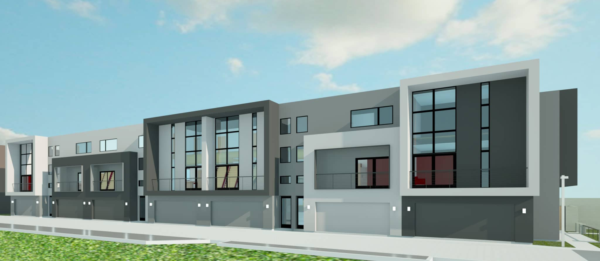 Roosevelt Townhomes