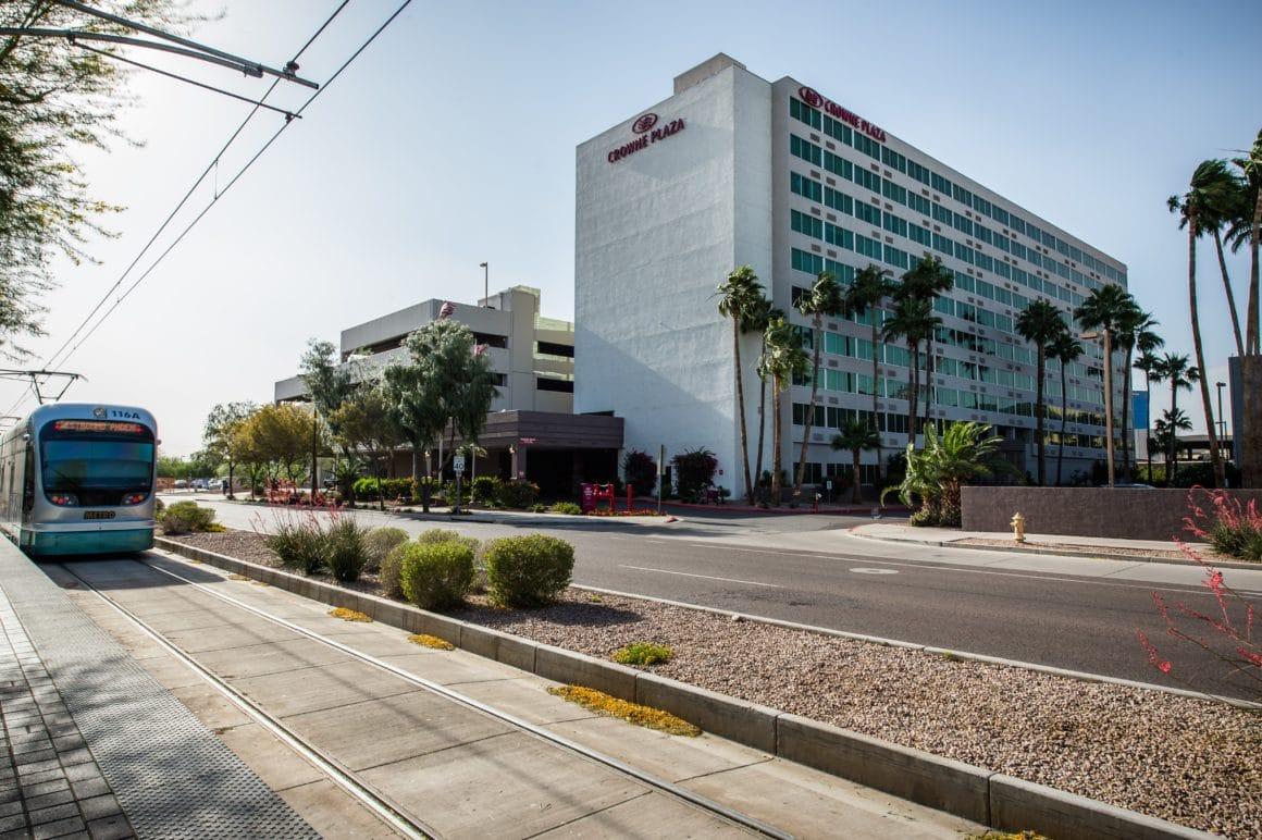 Caliber's Crowne Plaza Hotel in Phoenix