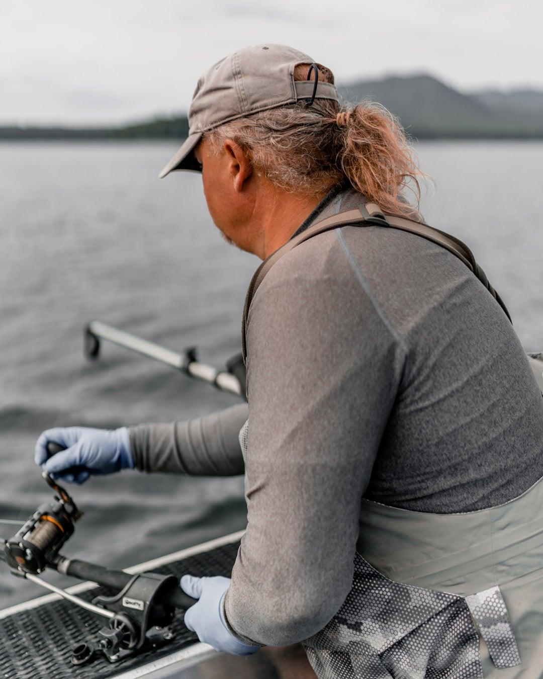 Salmon Falls Resort Alaskan Fishing