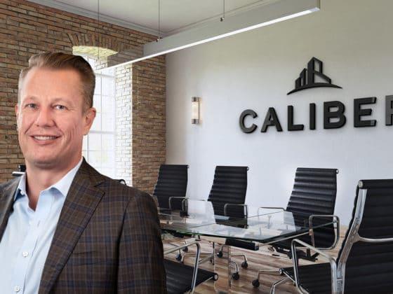 Greg Talcott, Senior Vice President, Private Client, at Caliber