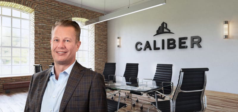 Greg Talcott, Senior Vice President, Private Client, at Caliber