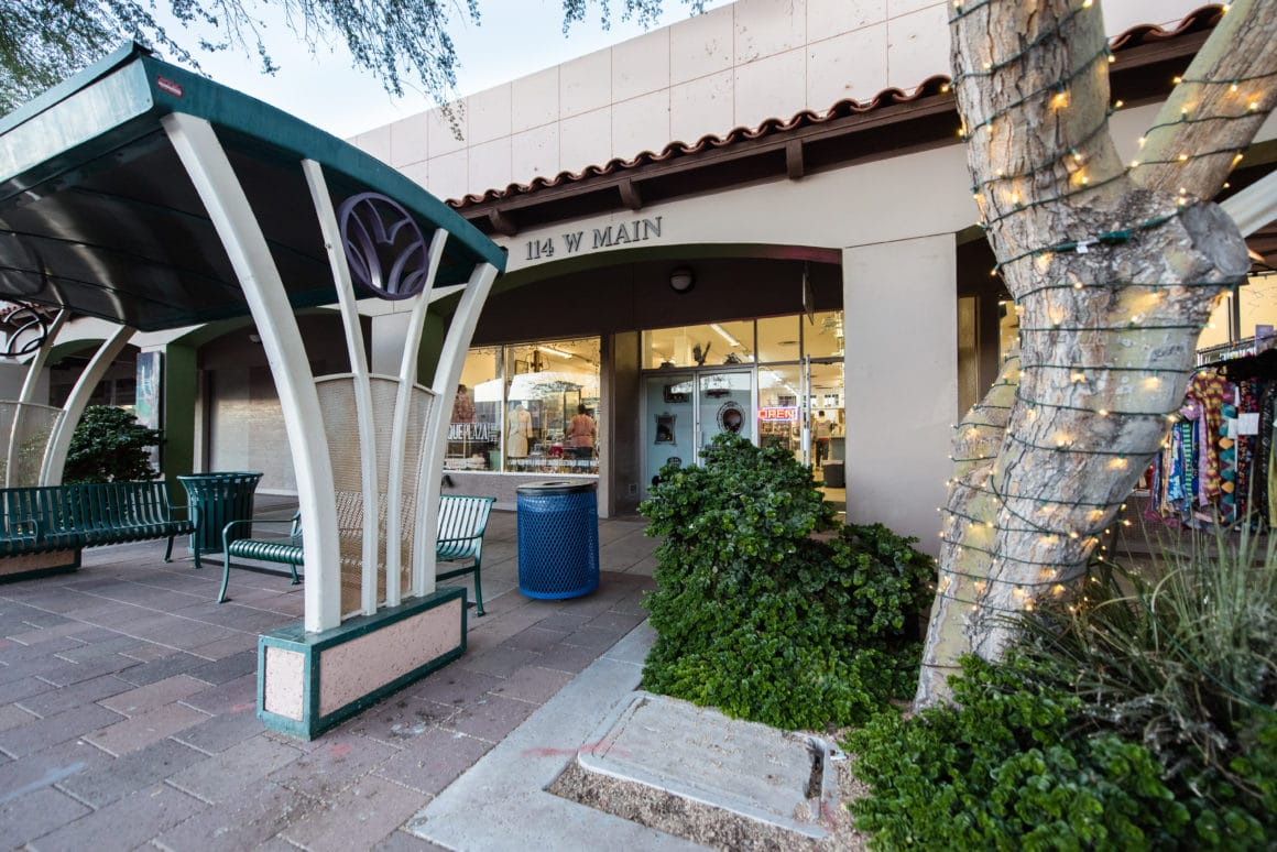 A CALIBER-OWNED PROPERTY LOCATED IN DOWNTOWN MESA