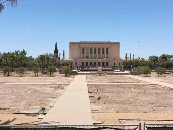 Downtown Mesa Temple