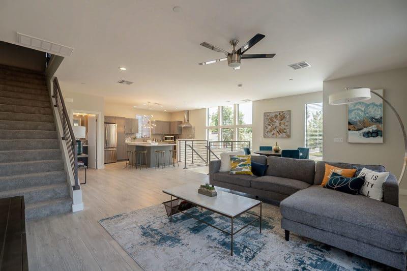 Roosevelt Phase I Living Room