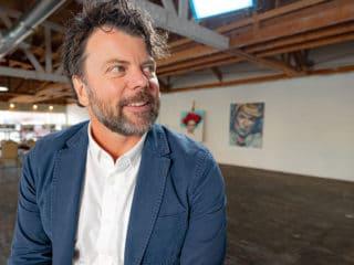 Launch Pad cofounder Chris Schultz
