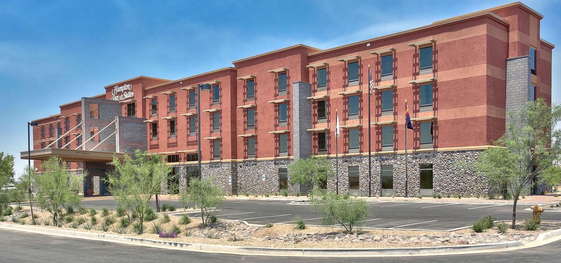Hampton Inn Suites Scottsdale Riverwalk