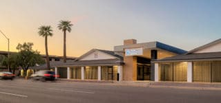 Photo of Phoenix Medical Psychiatric Hospital, an opportunity zone project by Caliber