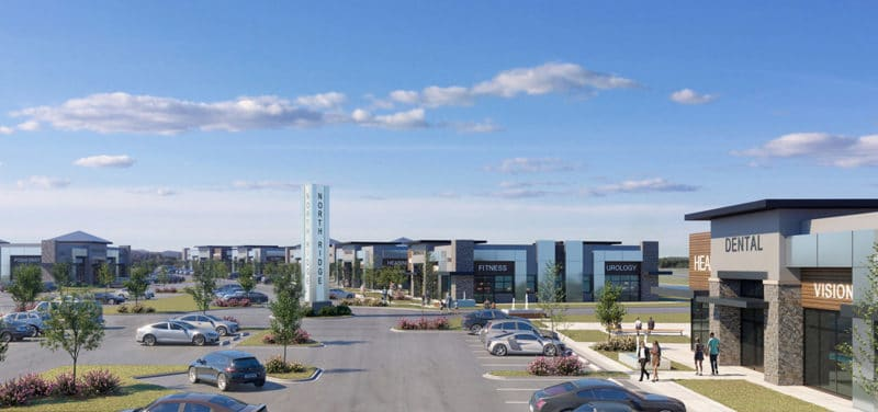 Ridge Johnstown Rendering