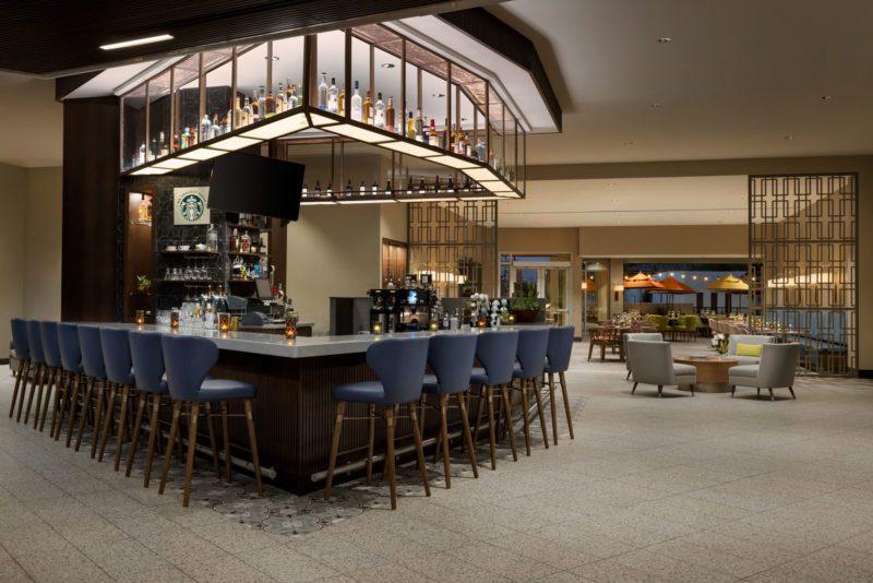 The DoubleTree by Hilton Tucson El Mez Bar