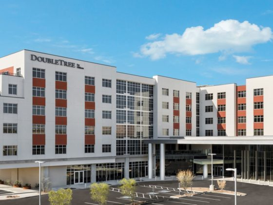 Opportunity Zone fund Asset The DoubleTree by Hilton Downtown Tucson